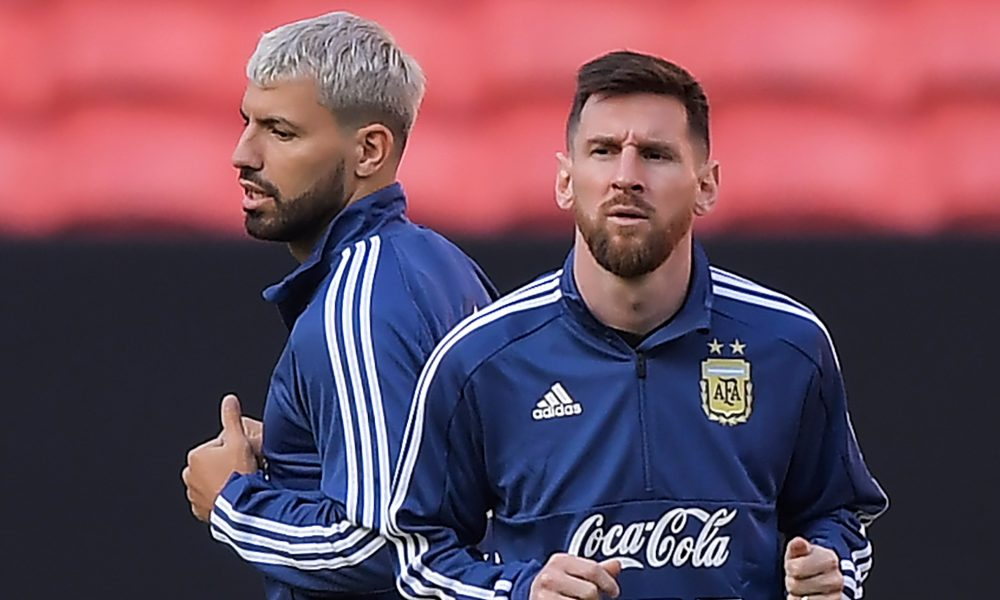 Messi Wants Barcelona To Sign Aguero