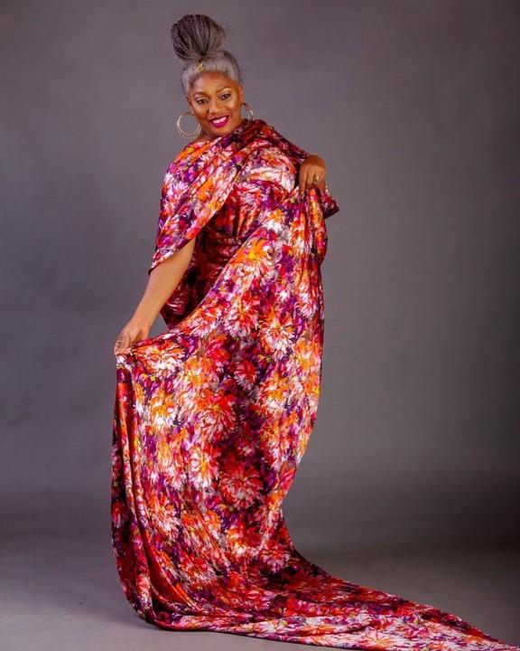 Fela Kuti's First Child, Yeni Kuti Stuns As She Clocks 60