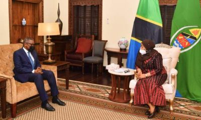 Dangote plans to set up a fertilizer company in Tanzania