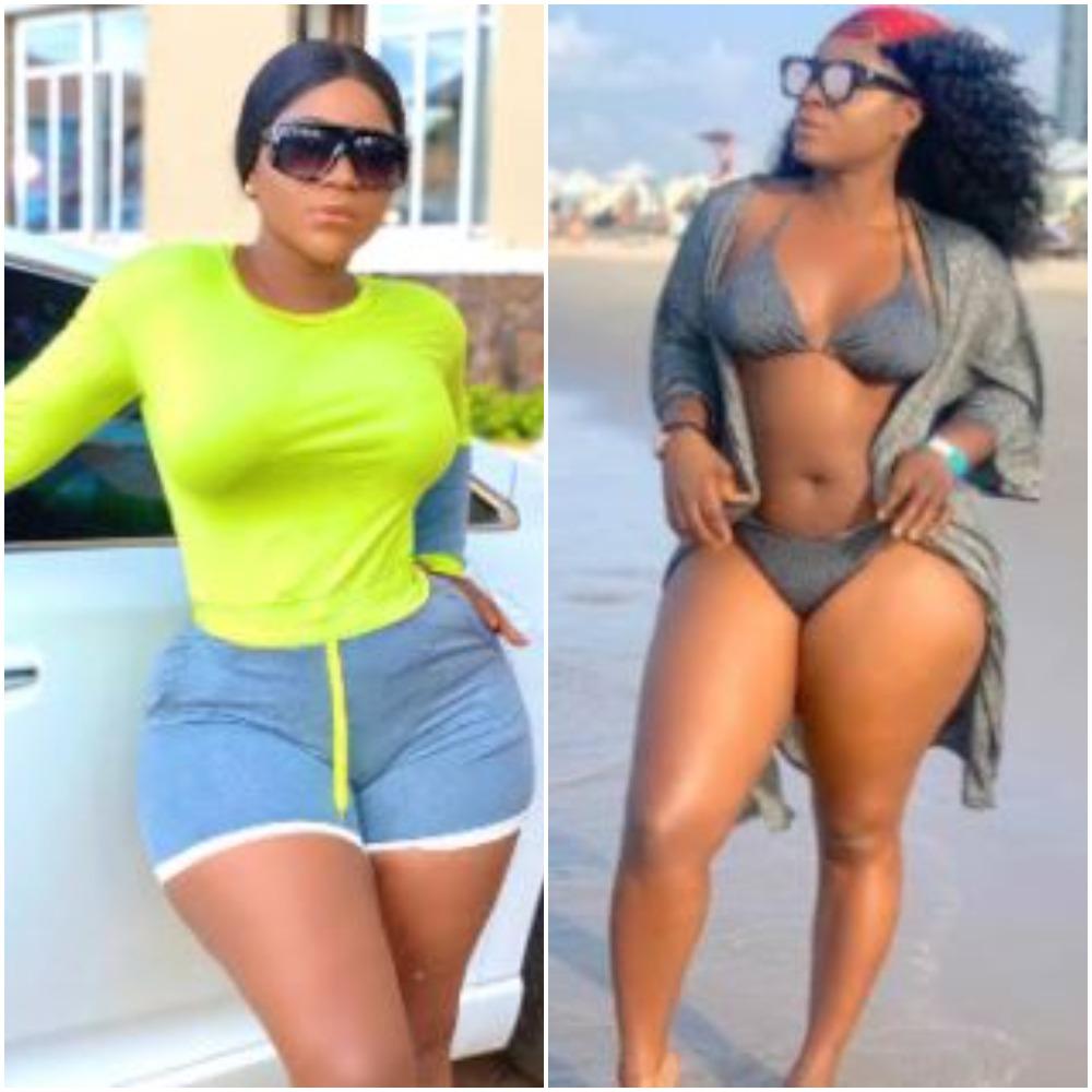 Curvy Actress, Destiny Etiko Transforms To A 'Beautiful' Man In Traditional Igbo Attire