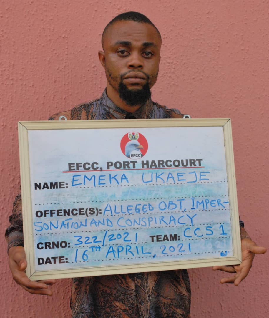 EFCC Arrests Nigerian Man Who Sells Human Organs To Foreigners