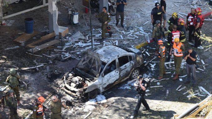 Calm Returns As Israel, Palestine Effect Ceasefire