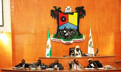Lagos Assembly Approves Sanwo-Olu's N85bn Loan Request
