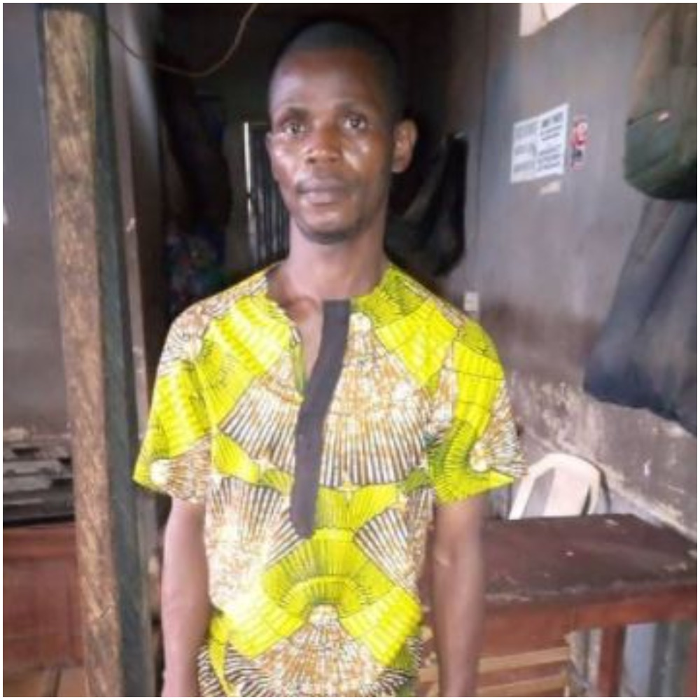 Man Arrested For Raping 32-Year-Old Woman Photo