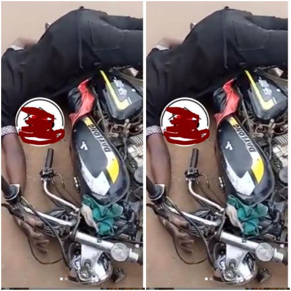 Unknown Gun men shoots Okada man dead in Mbiase