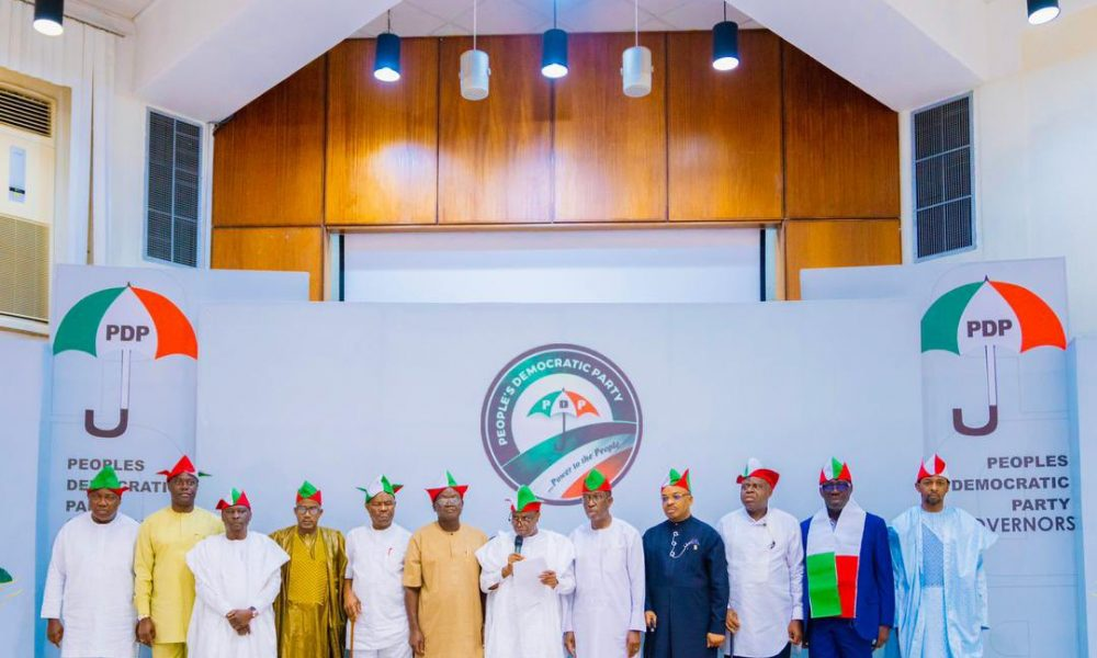 PDP Zones National Chairman To Southwest, Gives Reasons North Can't Get Position