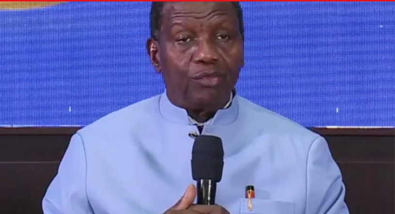 Pastor Adeboye Finally Reacts To Son's Death