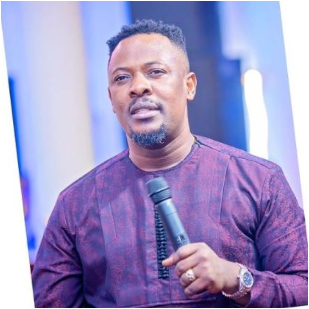 Womanizing And Drinking Alcohol Does Not Make A Fake Pastor — Prophet Gaisie Says