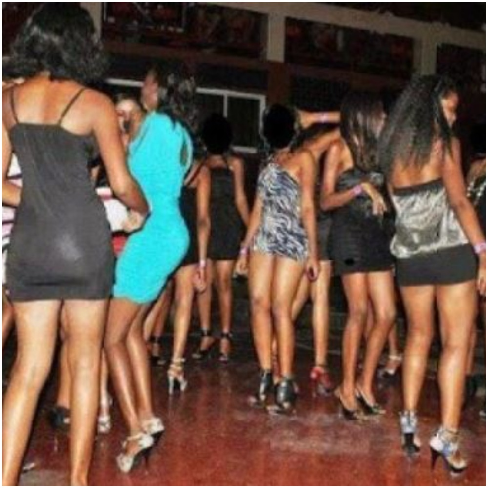 Prostitutes Accept Buckets Of Maize And Cups Of Beans As Payment