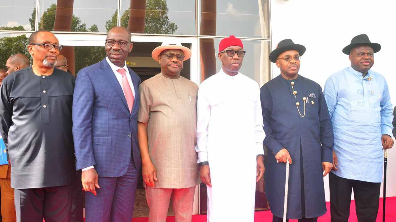 Details Of Southern Governors' Meeting Emerge