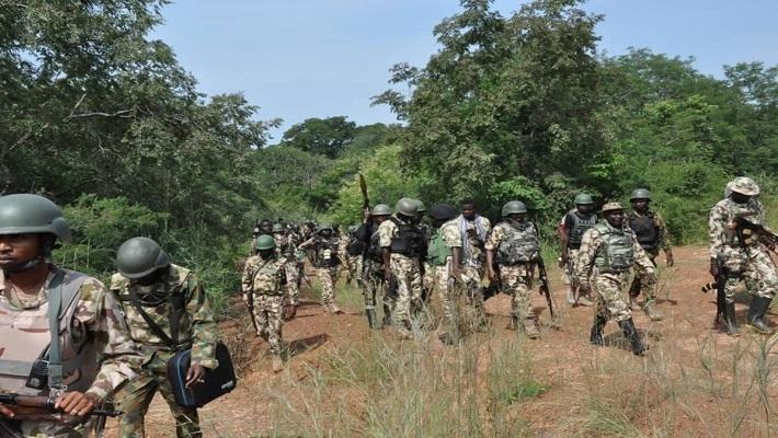 Ten Bandits Killed As Military Raid Hideouts In Kaduna