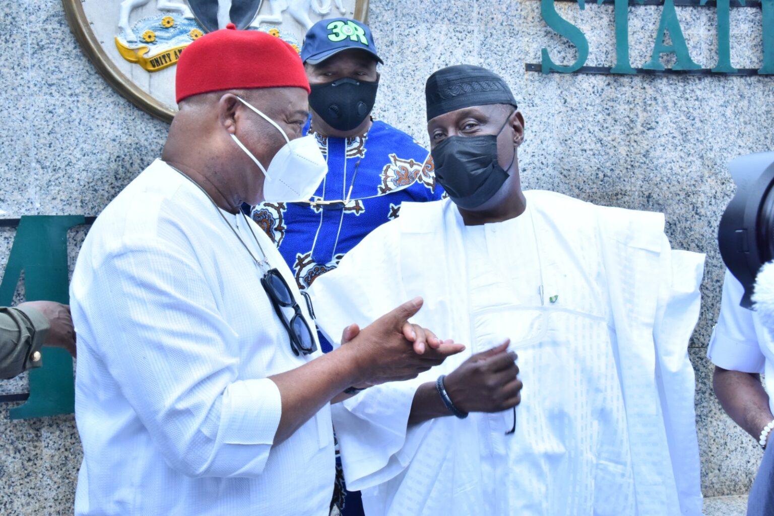 I'll Not Allow Okorocha Hijack APC Registration Process - Uzodinma