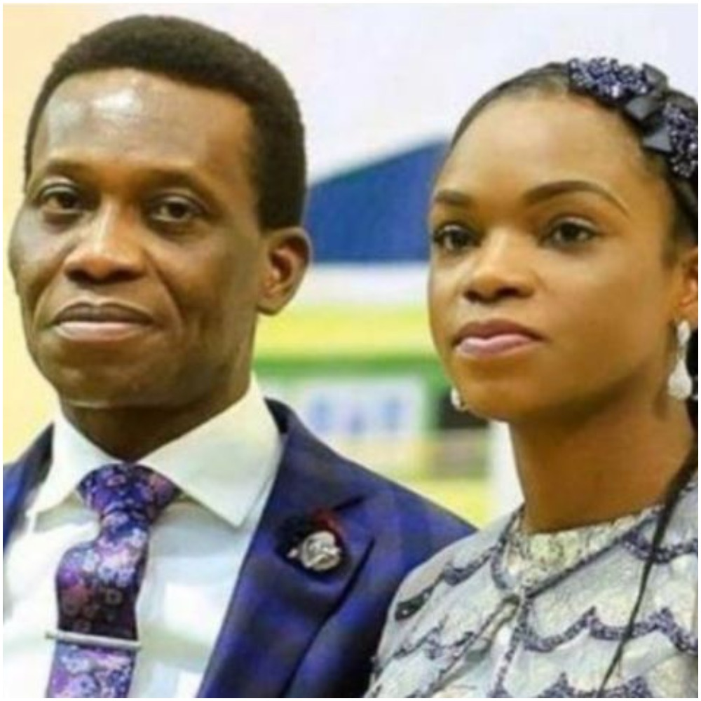 Wife Of Late, Dare Adeboye. celebrates birthday