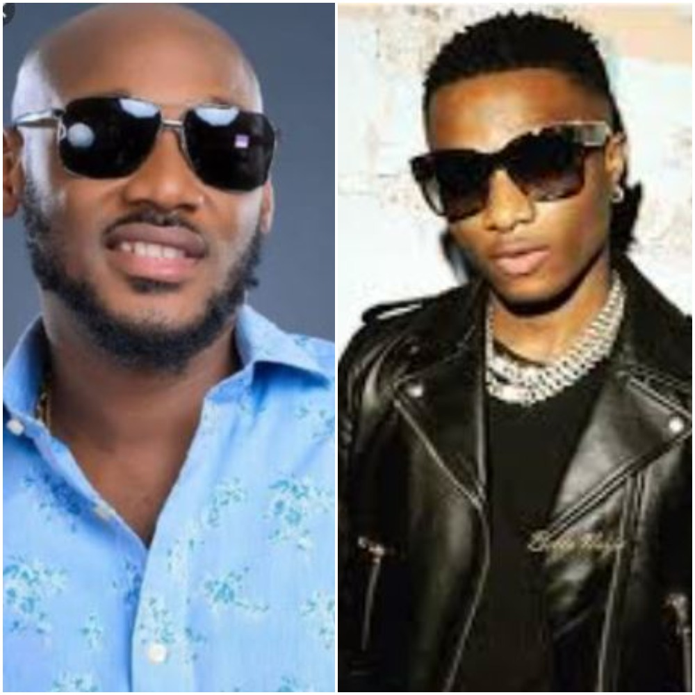 Wizkid Shares Heart-Melting DM He Received From 2Face Idibia |Photos