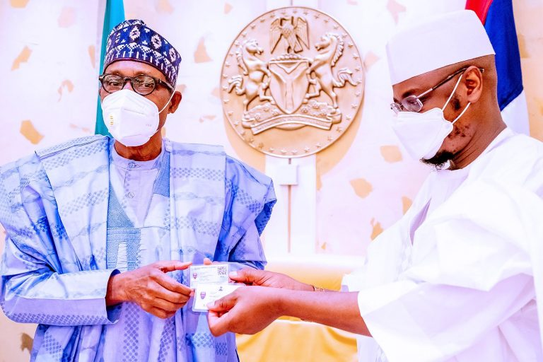 NIN-SIM Linkage Will Help Us Identify Crooks – Buhari