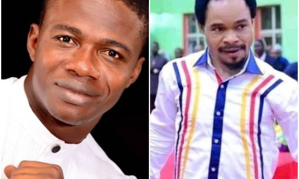 Nigerian Pastor Challenges Prophet Odumejeje To A Spiritual Battle, Invites The Public