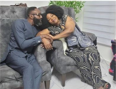 Months After Loosing Her Only Child, Actress, Ada Ameh Shows Off New Lover  Photo