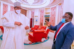 Details Of Buhari's Meeting With Ayade Emerge