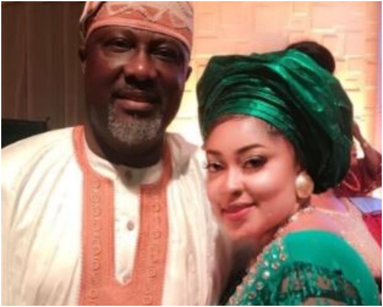 Actress Biodun Okeowo Speaks On Dating Dino Melaye