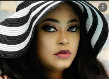 Actress Abiodun Okeowo speaks on  dating Dino Malaye