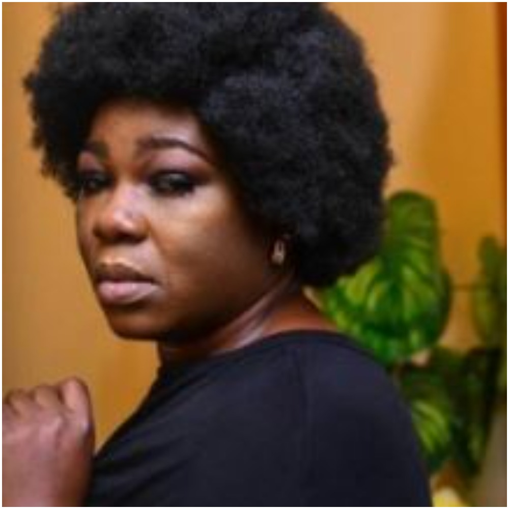 Ada Ameh Shows Off New Lover  Photo