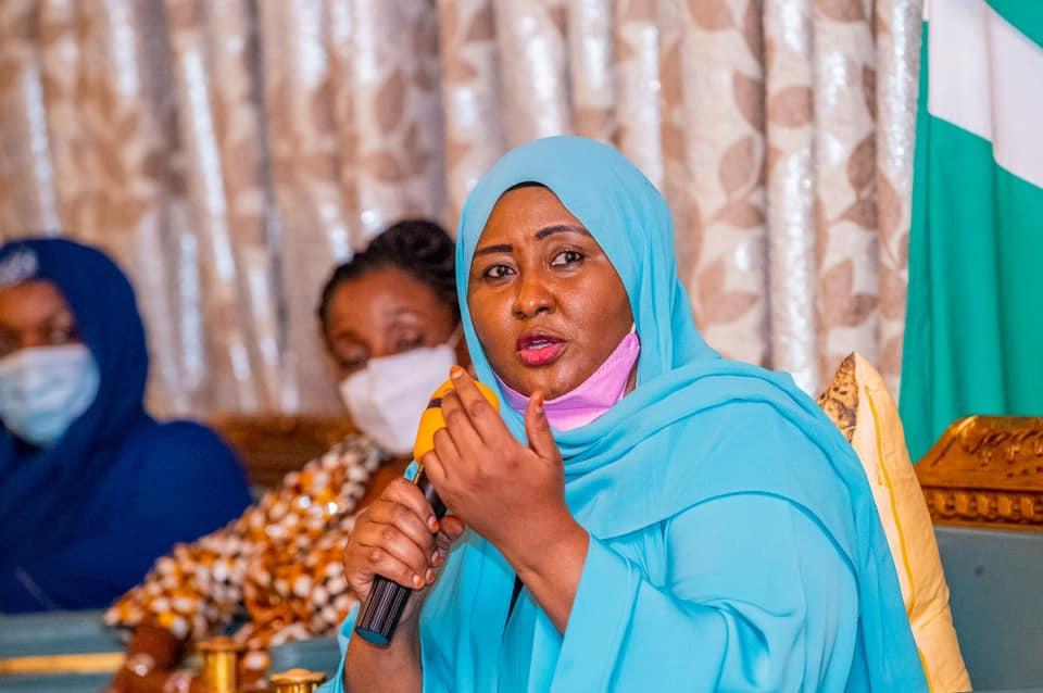 My Faith In Nigerian Youths Unshakable - Aisha Buhari