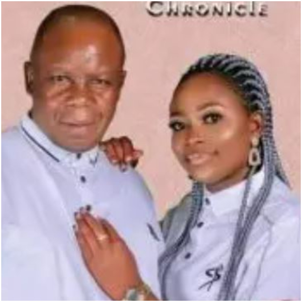 Mixed Reactions React As Young Akwa Ibom Lady Weds Her Older Lover