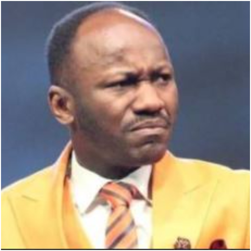 Apostle Suleiman Tackles FG For Going After IPOB Members While Leaving Herdsmen