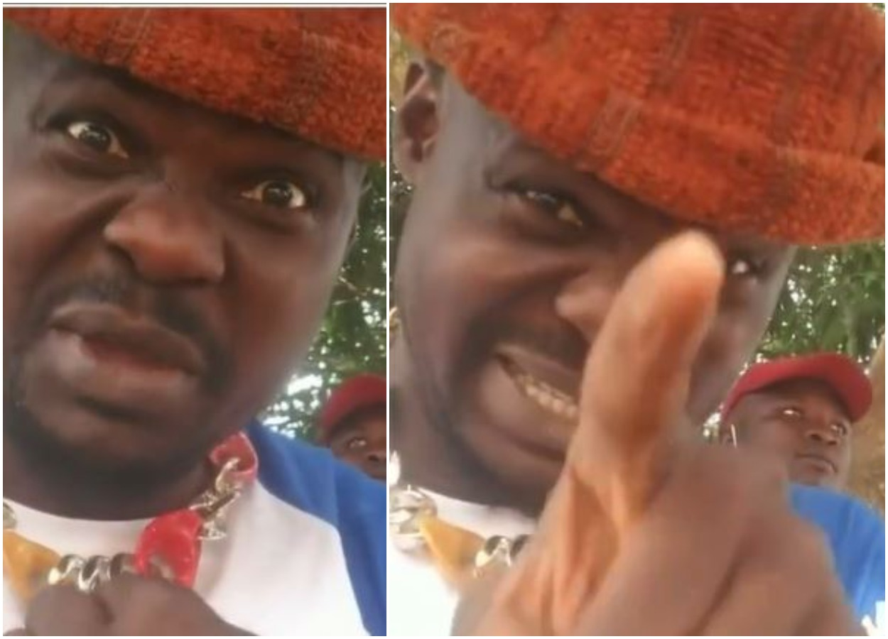 Baba Ijesha Shares Video Of Himself A Day Before The Rape Incident