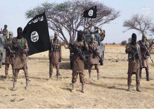 Rival jihadist groups Boko Haram and ISWAP fight for territory