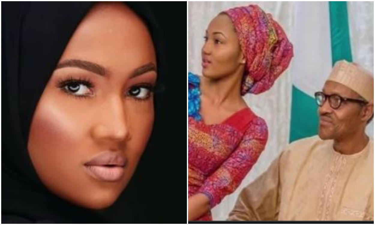 President Buhari's Daughter, Zahra Reveals What Marriage Means To Her