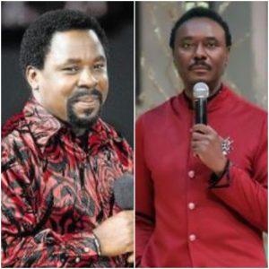 Chris Okotie Rejoices Over TB Joshua's Death