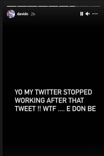 Twitter Ban: Davdio, Wizkid Finally React