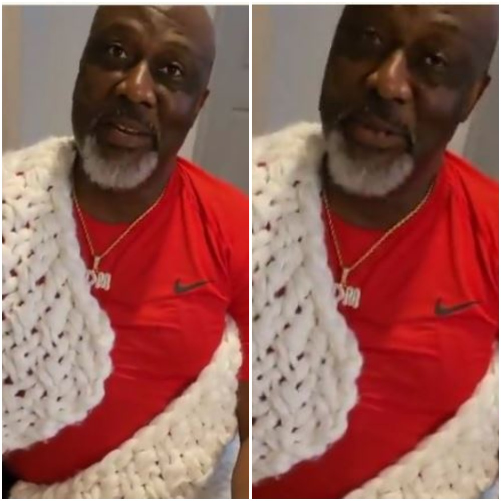 'I Have Been Eating Grass Since I Came To America'Dino Melaye Cries Out