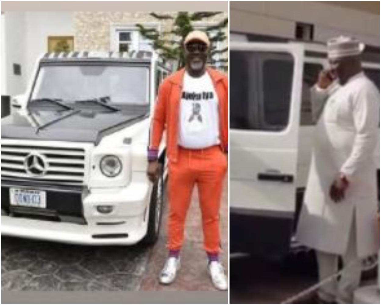 Dino Melaye Finally Speaks On Buying G-wagon On Credit And Refusing To Pay