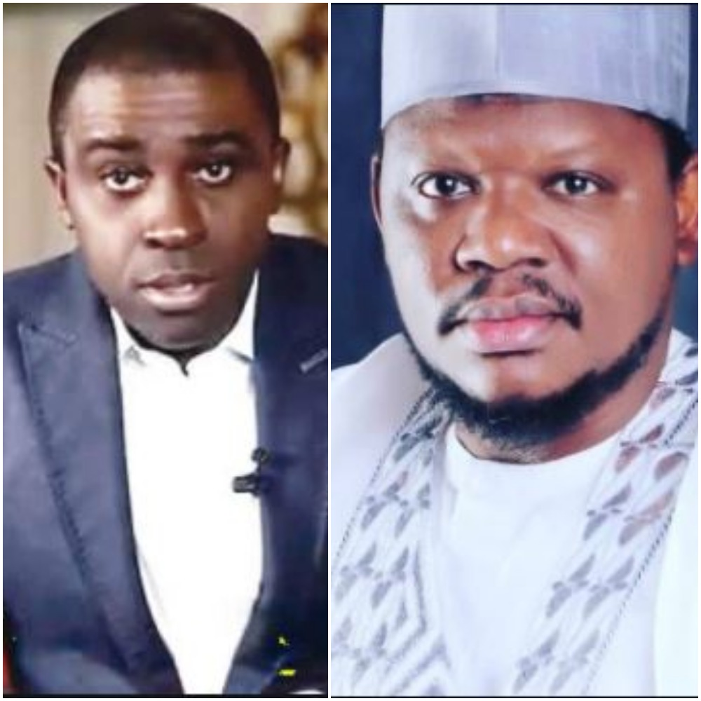 You Are Delusional - Frank Edoho Tackles Adamu Garba Over His Statement On Twitter Ban