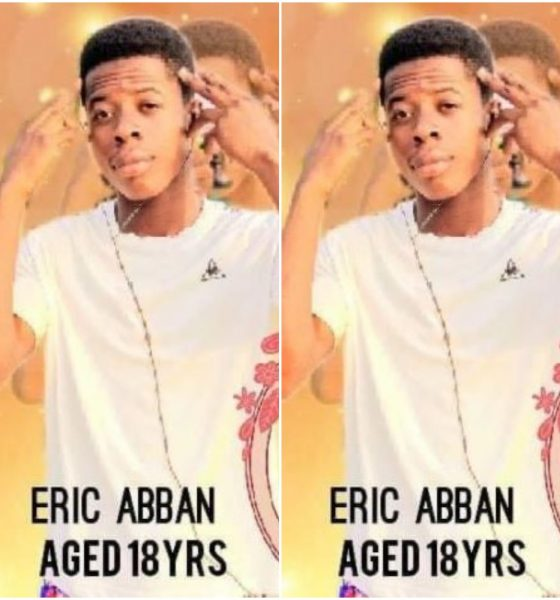 Reactions As Nigerian Graphic Designer Makes An Obituary Of Himself For Advert