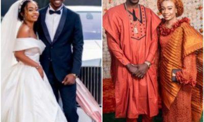 Igbo Man Marries Beautiful Fulani Woman In Colorful Wedding Photos