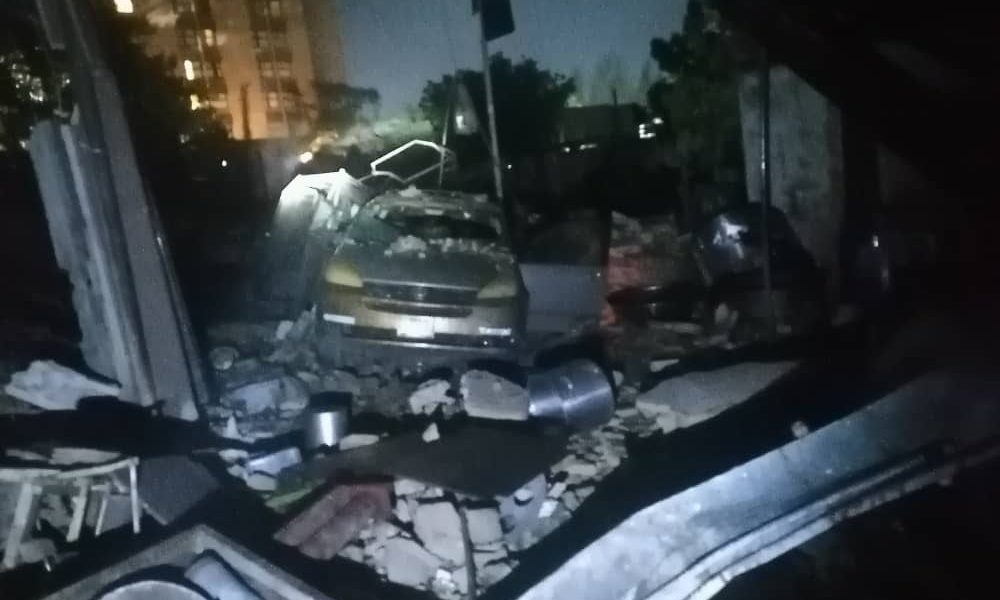 Breaking: Death Toll Rises To Five In Lagos Gas Explosion