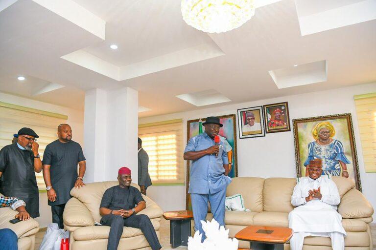 Biafra: Yahaya Bello Reveals Best Way To Resolve Agitations