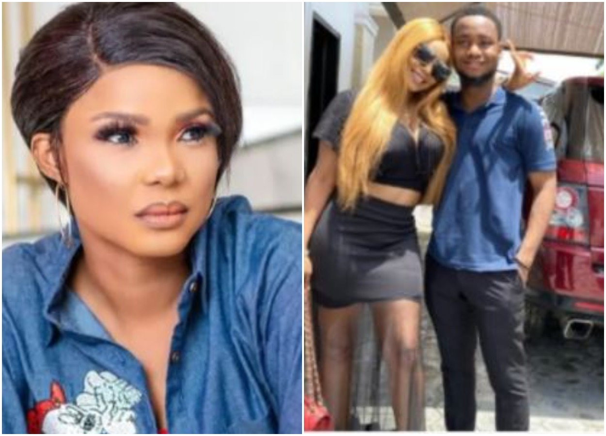 Iyabo Ojo Publicly 'Disowns' Her Only Son