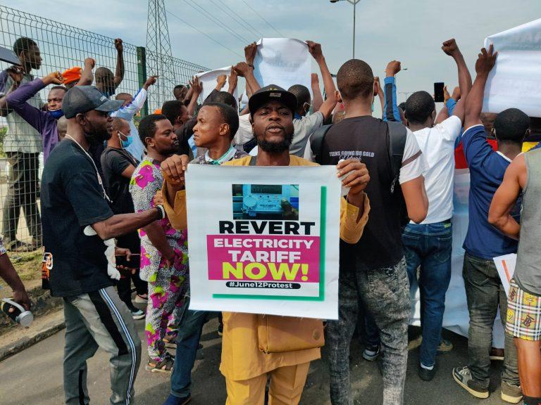 PDP Governor Behind Anti-Buhari Protests - BMO