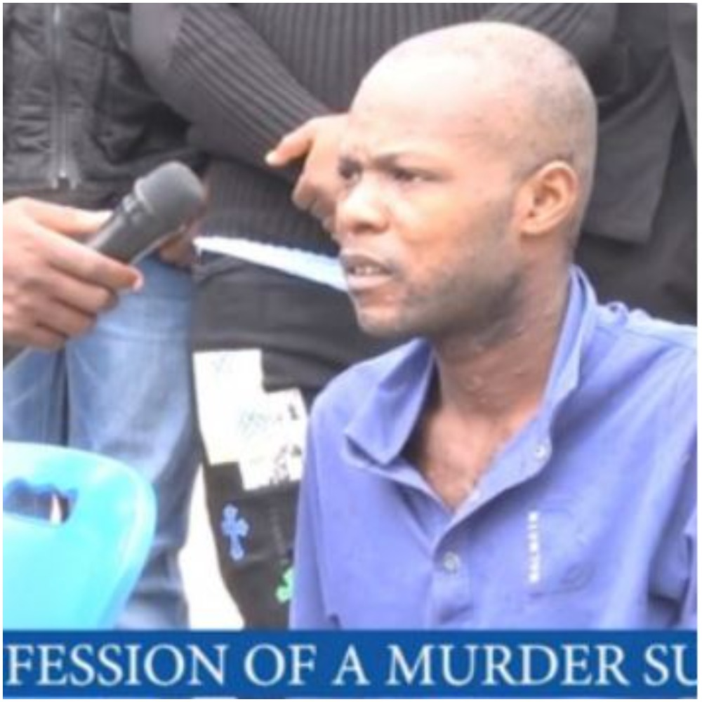 Man Narrates How he and his friends killed a single mother