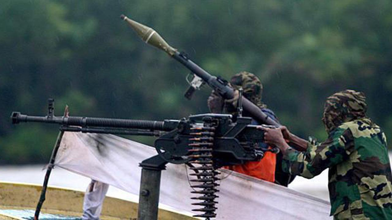 Niger Delta Avengers Kills Three Nigerian Navy Officers In Bayelsa
