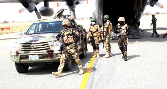 Air Force Eliminates Boko Haram Insurgents, Destroys Gun Trucks