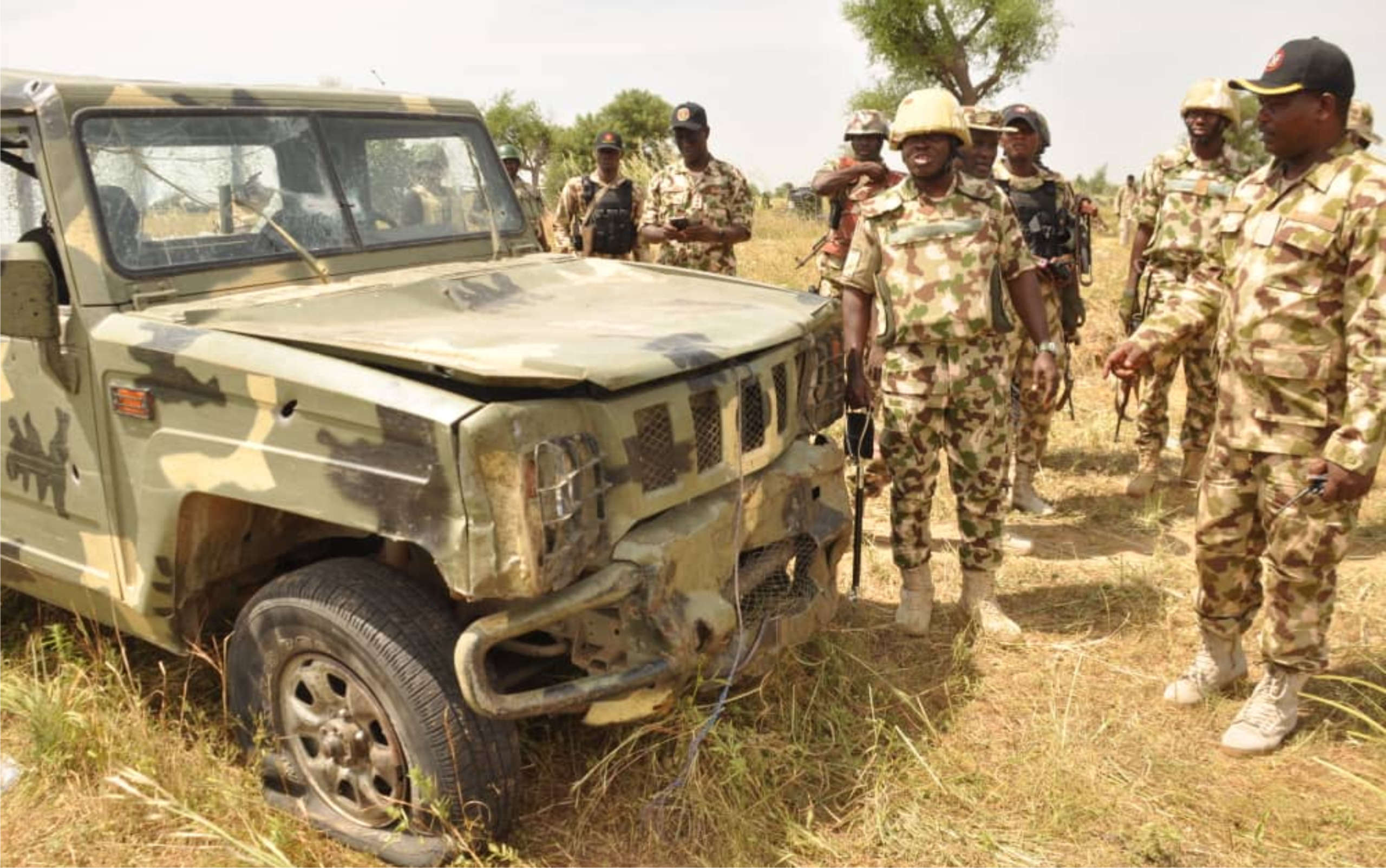 DHQ Reveals Number Of Boko Haram Terrorists That Have Surrendered