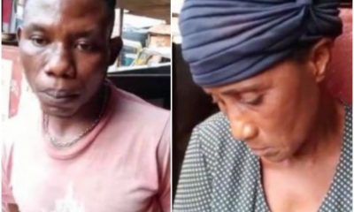 Watch Heart-Breaking Video Of How A 7-Year-old Was Turned To A Sex-Slave By Her Nigerian Grandmother