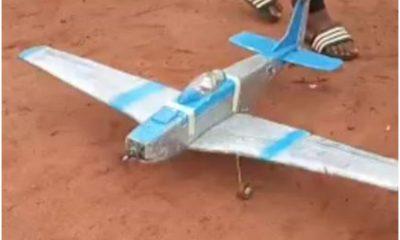 Nigerian Man From Enugu Builds A Drone