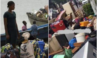 Oniru beach resident rendered homeless