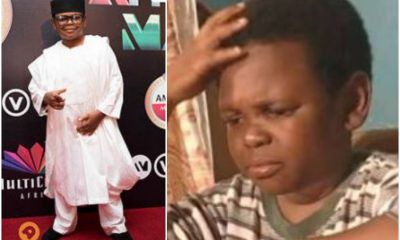 Small-sized Actor, Osita Iheme Speaks On His Height, Opens Up On Questioning God